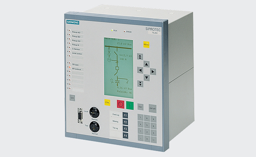 Siprotec 7VE6 multifunction paralleling device of siemens siprotec 4