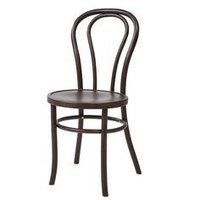 Iron Pipe Restaurant Chair
