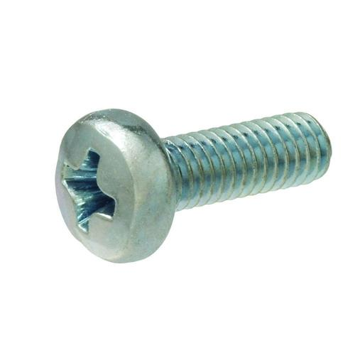 Pan Phillips Head Machine Screw