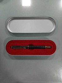 Big Tin Pen Box
