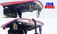 FRP Tractor Hoods