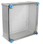 PVC ENCLOSURE BOX