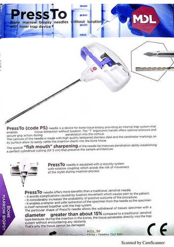 BIOPSY PRODUCTS (MDL)