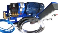 High Pressure Reciprocating Plunger Pump
