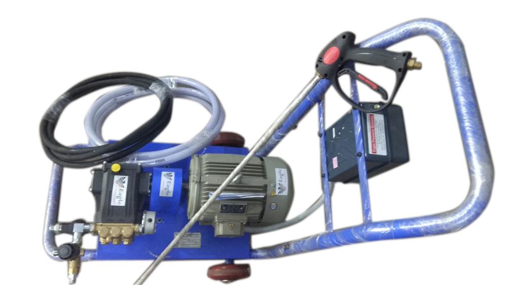 High Pressure Water Jetting Pump
