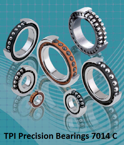 TPI Precision Bearings 7014 C