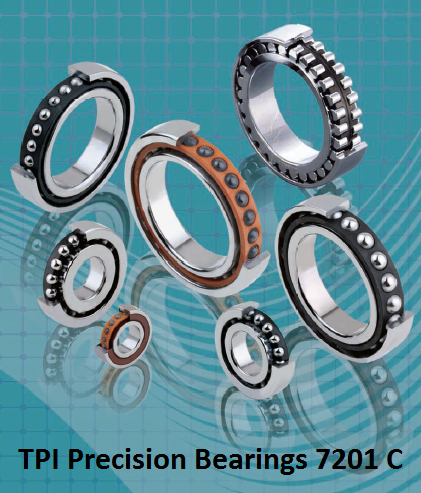 TPI Precision Bearings 7201 C