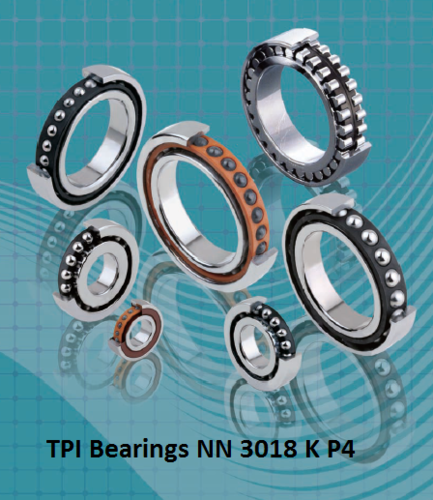 TPI Bearings NN 3018 K P4
