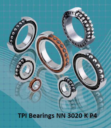TPI Bearings NN 3020 K P4