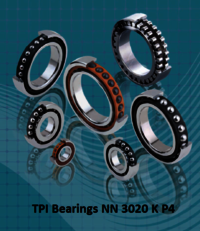 TPI Bearings NN 3020 K P4