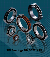 TPI Bearings NN 3022 K P4