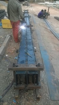 Mould fabrication work