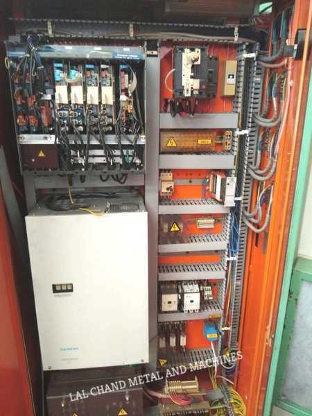 6 AXIS CNC GEAR HOBBING CIMA  CE 160