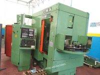 6 AXIS CNC GEAR HOBBING.  : CIMA.  CE 260
