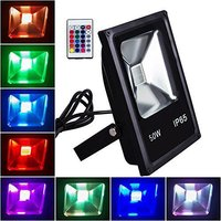 10W Color Flood Light