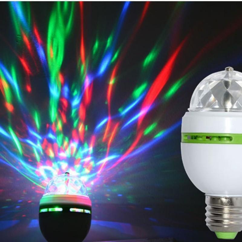 RGB Rotating Bulb (Simple)