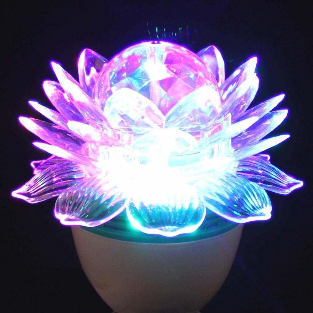 RGB Lotus Lamp