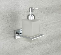SS Finish Bathroom Accessories (ASTER)