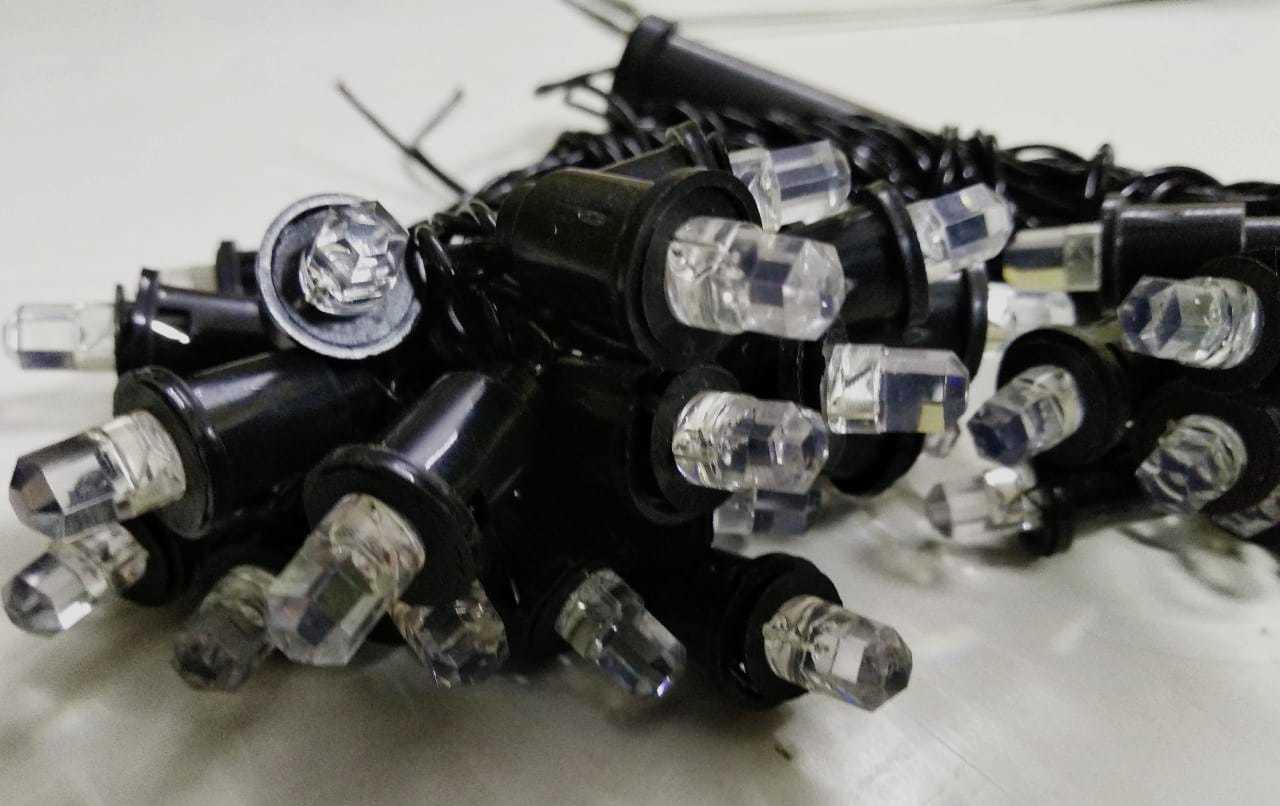 12mm RGB LED Serial Lights