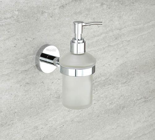 Chrome Plated Liquid Soap Dispenser