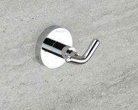 Chrome Plated Robe Hook