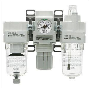 SMC Filter Regulator Lubricator