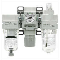 SMC Filter Regulator Lubricator