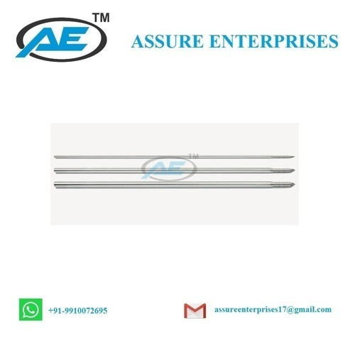 Assure Enterprises Kirschner Wire Fully Threaded