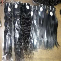 Curly Natural Indian Straight Human Hair