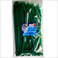 Green Cable Ties