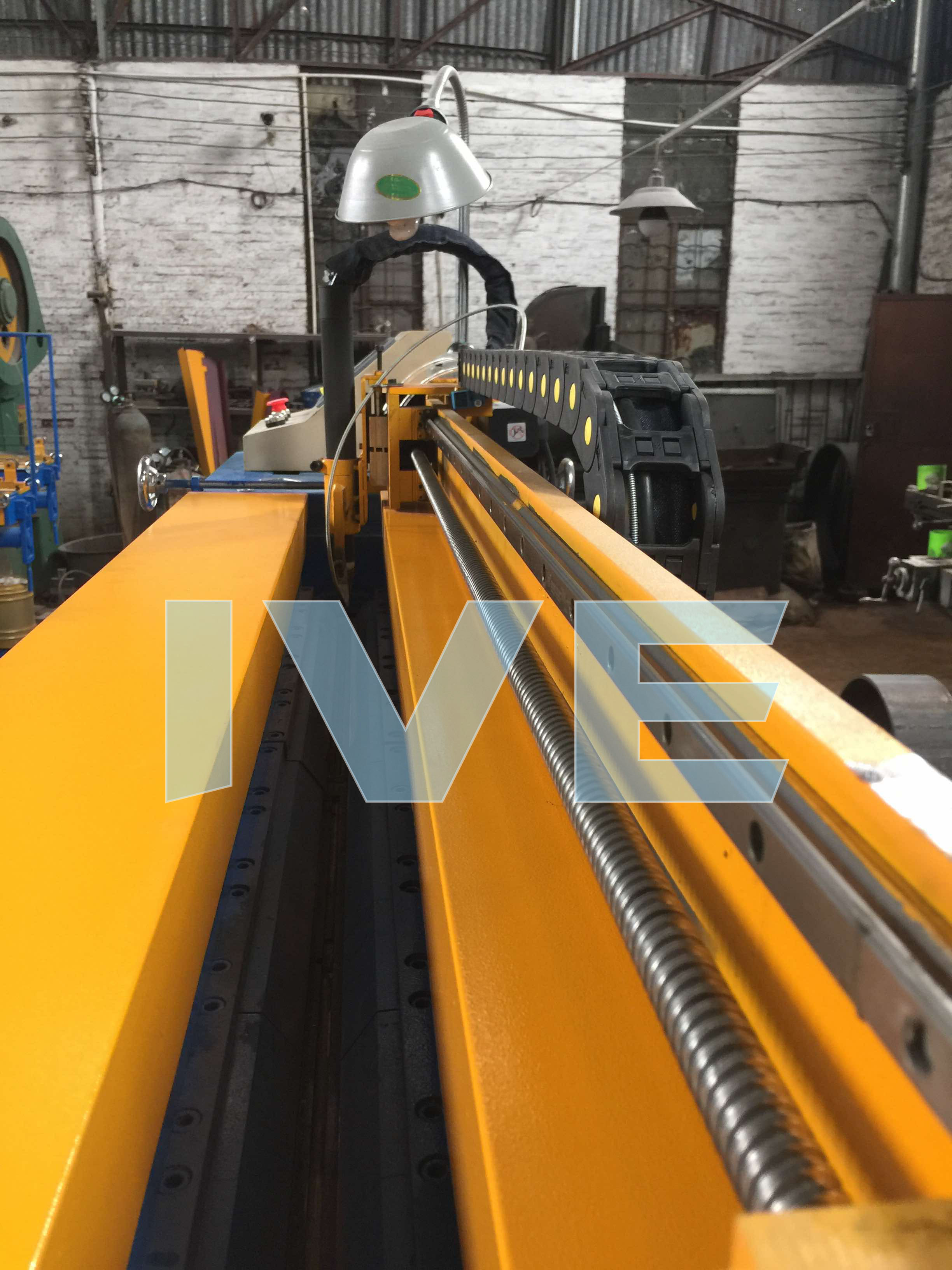 CNC Automatic Straight Seam Welder