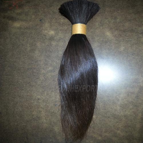 Indian Bulk Human Hair Extension