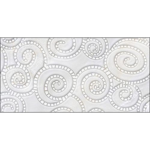 Sphere Bianco Decor Wall Tiles