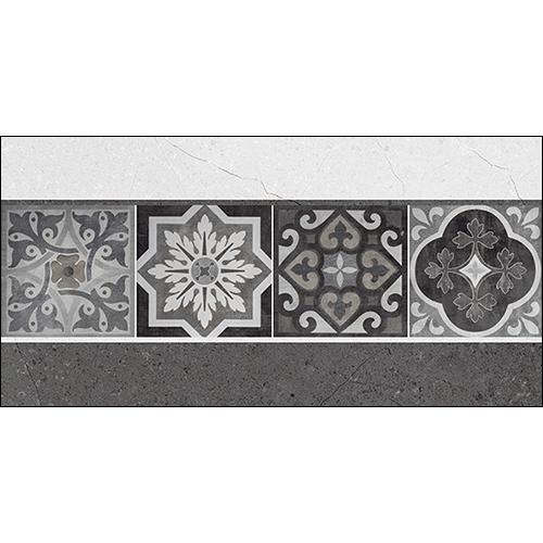 Inbloom Gris Decor Wall Tiles