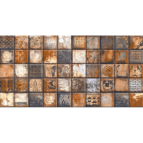 Vega Brown Decor Wall Tiles