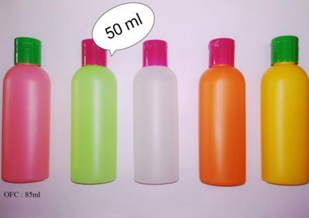 Cosmetic Bottle (Shampoo)