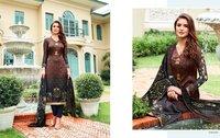 Digital Printed Satin Suits