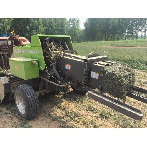 Square hay baler at cheap price and China made