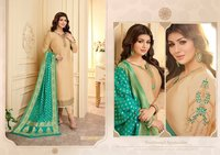 Indian Wedding Churidar Suits