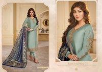 Indian Wedding Churidar Suits