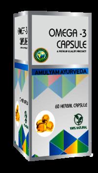Omega -3 Capsule