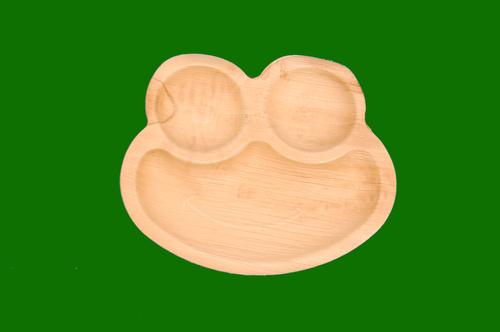 Areca Smiley Face Plate