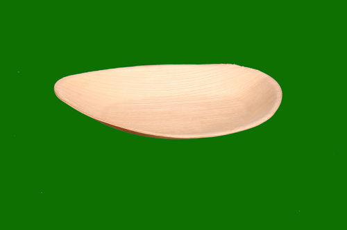 Areca Leaf Oval