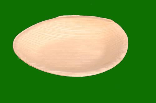 Areca Leaf Oval Plate 7 x 5