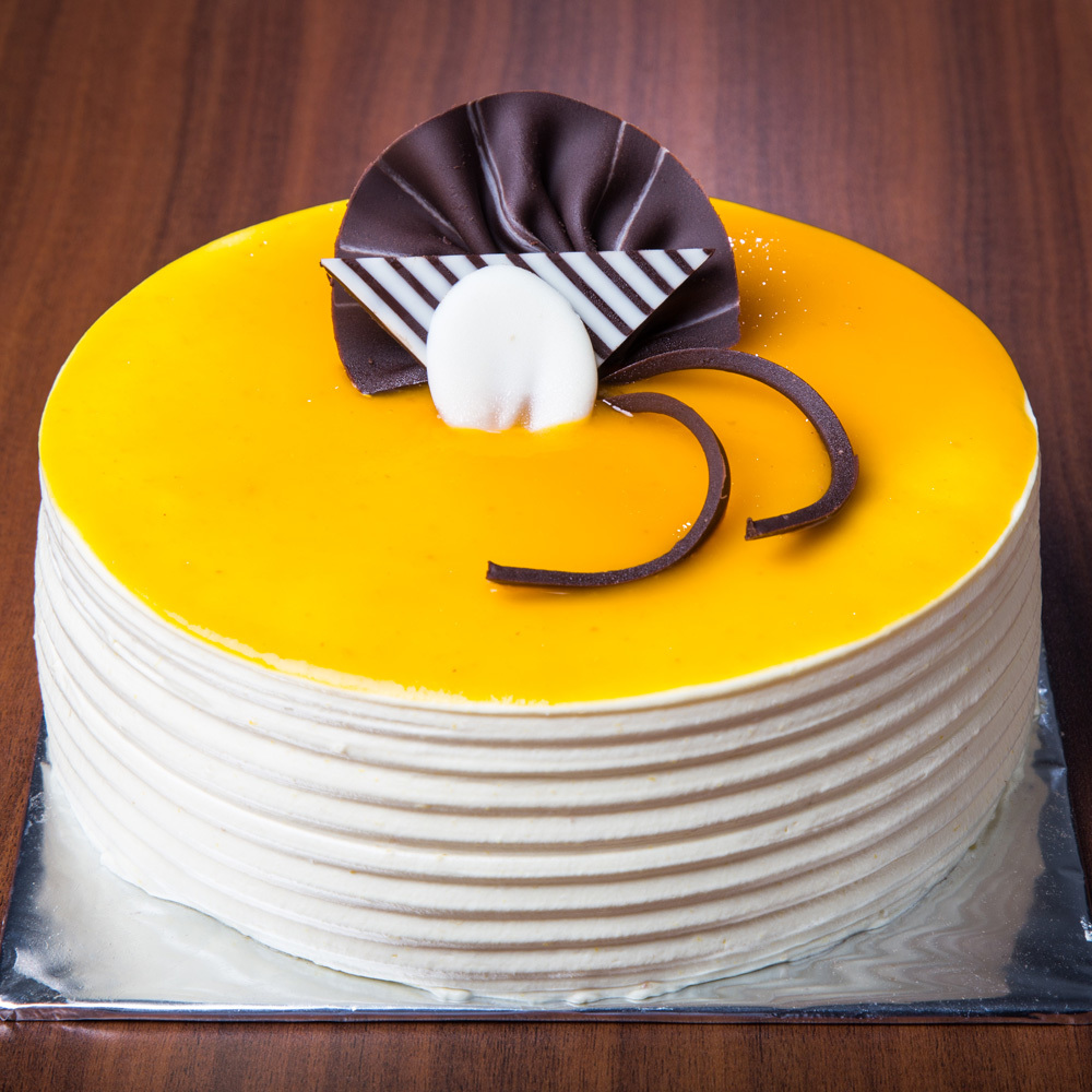 Mango Crush Cake