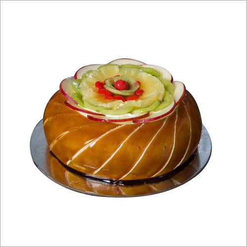Fruit Fortune Cake