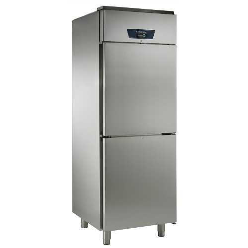 Two Half Door Refrigerators