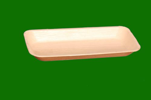 Areca Rectangle Plate 10 x 4.5