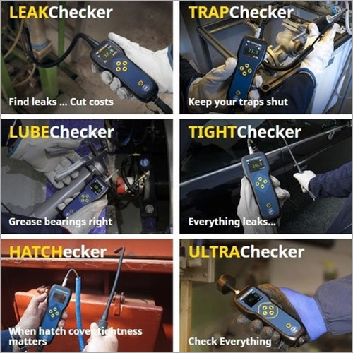 Ultrasonic Checkers