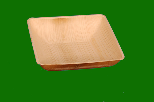 Areca Square Deep Bowl 7 inch